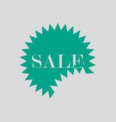 Sale tag icon vector
