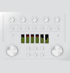 Stereo mixer vector