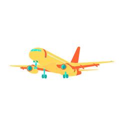 Airplane icon airplane flight vector