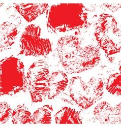 heart grunge seamless 380 vector image