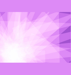 abstract shining geometric background vector image
