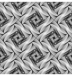 Design seamless square diamond geometric pattern vector