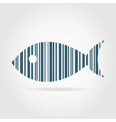 Abstract fish2 vector image