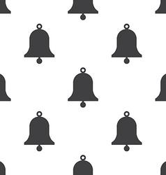 Bell seamless pattern vector