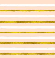 festive striped seamless pattern vector image