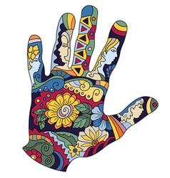 Hand2 vector