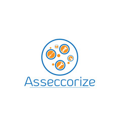 Hardware asseccorise and elements logo and icon de vector