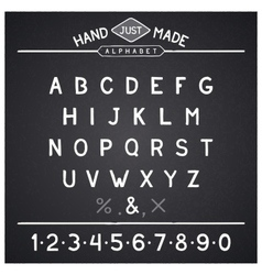 Just font vector