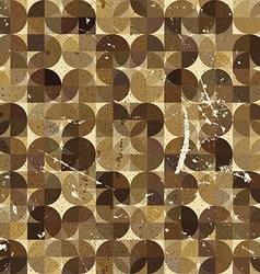 Vintage textured parquet seamless background vector