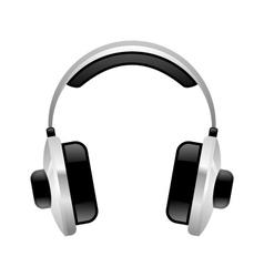 Headphones 2 vector image vector image