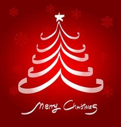 Christmas tree5 vector