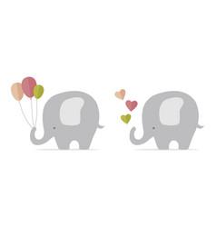 cute baelephant vector image