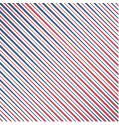 Line pattern background red and blue colors vector