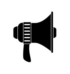 megaphone device isolated vector image
