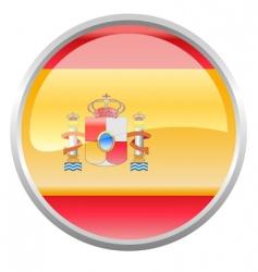 flag kingdom of Spain vector image vector image