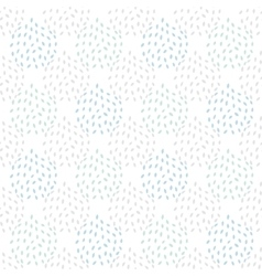 Abstract Gray Leaves Texture Seamless vector