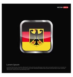 germany flag design vector image