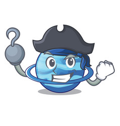 Pirate plenet uranus images in character form vector