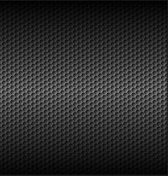 honeycomb gray textures for best creative design vector image