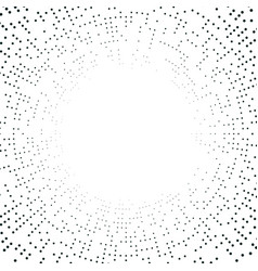 dotbg vector image