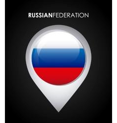 Russian federation vector