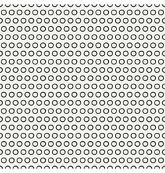 Geometric abstract hipster seamless pattern with vector image vector image
