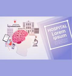 Hospital medical application health care medicine vector