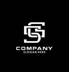 5g logo vector image