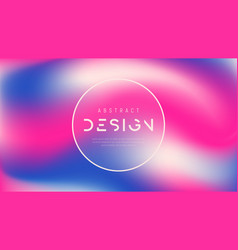 Abstract colorful background trendy vector