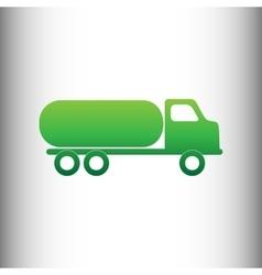 Car transports sign vector