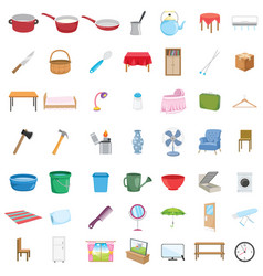Home objects vector
