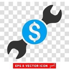 Repair Cost Eps Icon vector