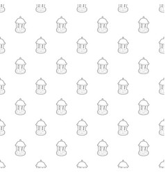 Rotunda pattern seamless vector