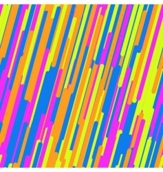 abstract background with multicolor lines vector image