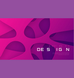 Abstract futuristic gradient background vector