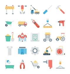 Construction icon 4 vector