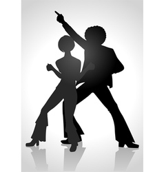 Disco Dancing vector