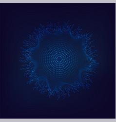 dotcircle2 vector image