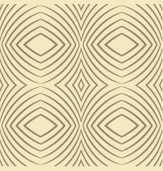 Geometric pattern design smooth lines pattern vector