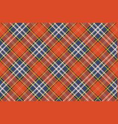 textile tartan plaid texture seamless pattern vector image