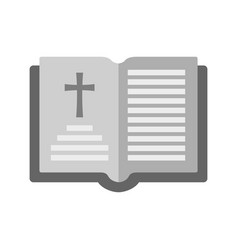holy book chapter vector image