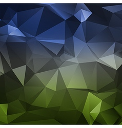 Polygon abstract texture web background vector