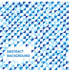 abstract background - geometric pattern vector image