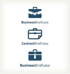 Sybol business vector image