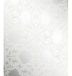 royal victorian pattern ornament rich vector image