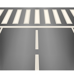 Crosswalk vector