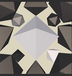 geometric texture seamless pattern vector image