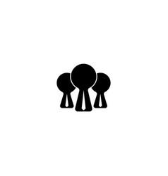 Human resource logo design vector