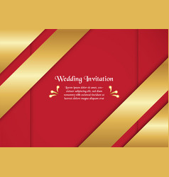 Luxury packaging template in modern style for vector