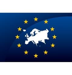 union european vector image